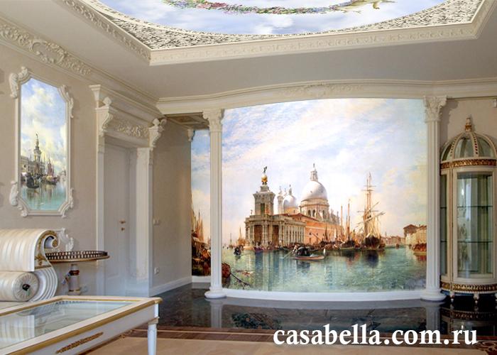 Венецианский собор на воде, лодки